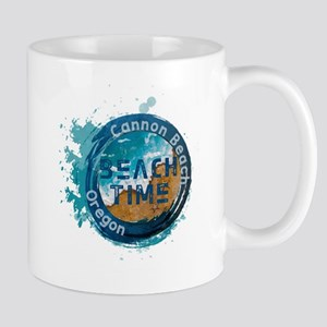 Oregon - Cannon Beach Mugs