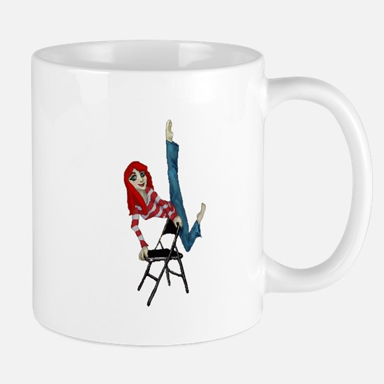 not just for sitting Mug