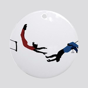Headed your way! Ornament (Round)