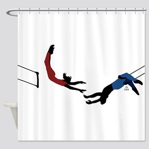Headed your way! Shower Curtain