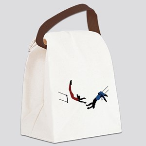 Headed your way! Canvas Lunch Bag