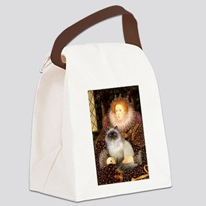 5.5x7.5-QUEEN-Himalayan Canvas Lunch Bag