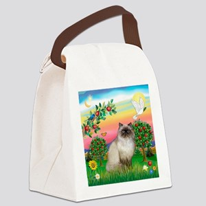 Bright Country / Himalayan Ca Canvas Lunch Bag