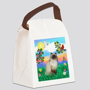 Bright Life / Himalayan Canvas Lunch Bag