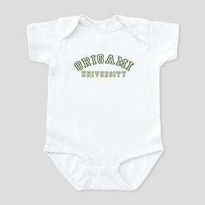 Origami University Infant Creeper