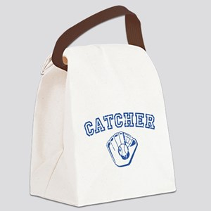 Catcher - Blue Canvas Lunch Bag