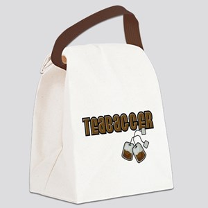 Teabagger Canvas Lunch Bag