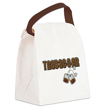 Teabagger Canvas Lunch Bag