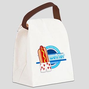 Weiner Underwear - Boxer Shor Canvas Lunch Bag