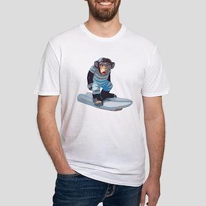 Surfmonkey T-shirt (grey) T-Shirt