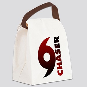 Hurricane Chaser Canvas Lunch Bag