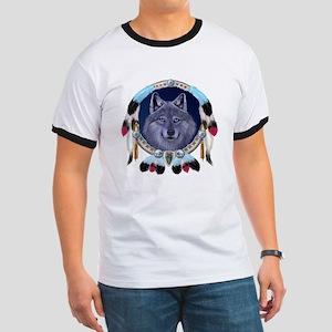 Dream Wolf Ringer T