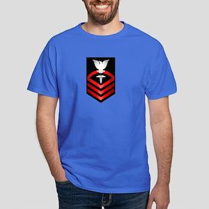 Navy Chief Hospital Corpsman Dark T-Shirt