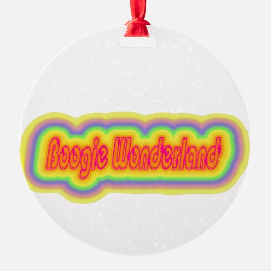 boogiewonderland.png Ornament