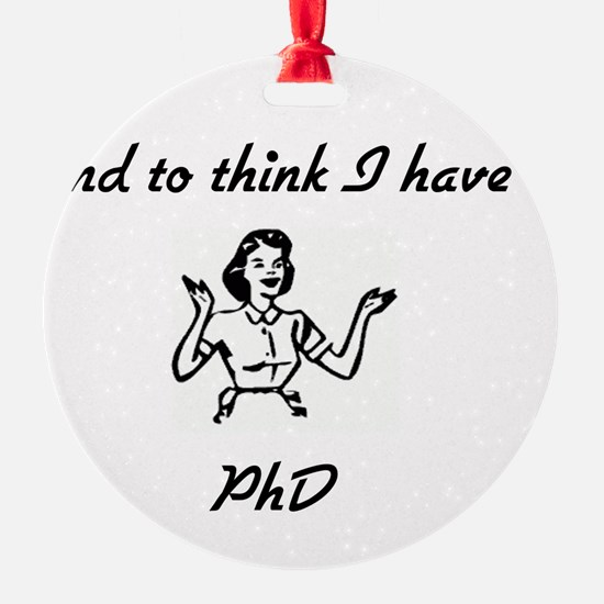 think.png Ornament
