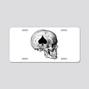 Ace of Spades VN-1 Aluminum License Plate