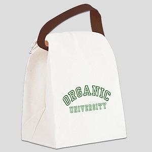 Organic University Canvas Lunch Bag