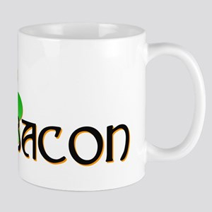 I Love Irish Bacon Mug