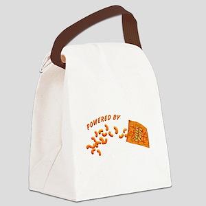 Cheese Puffs Canvas Lunch Bag