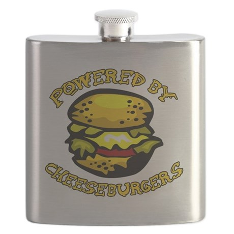 Powered By Cheeseburgers Flask