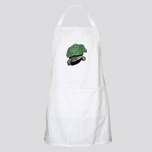 Powered By Turtles Apron