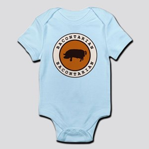 Bacontarian Infant Bodysuit