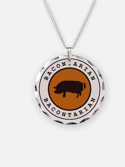Bacontarian Necklace