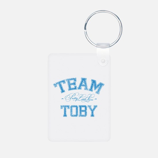 Team Toby - Pretty Little Liars Keychains