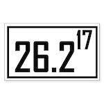 26217 Sticker (Rectangle 50 pk)