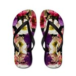 Happily Married (Floral) Flip Flops