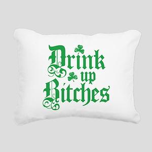 Drink Up Bitches 858573721 Rectangular Canvas
