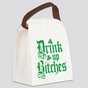Drink Up Bitches 858573721 Canvas Lunch Bag