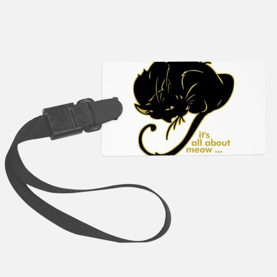 allaboutmeow.png Luggage Tag