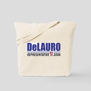 DeLauro 2006 Tote Bag
