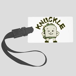 knuckle Large Luggage Tag