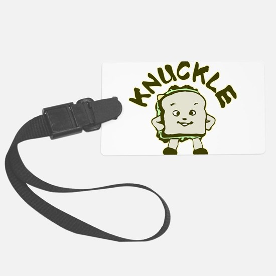 knuckle.png Large Luggage Tag