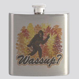 Bigfoot Whats Up Flask