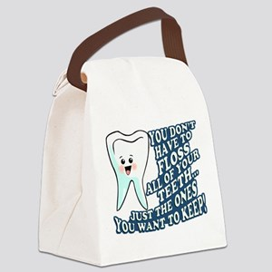 You Dont Have To Floss All Of Your Teeth9blue