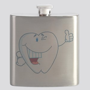 Tooth-Dentistry Flask