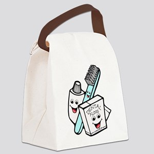dental24 Canvas Lunch Bag
