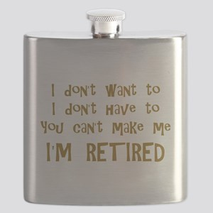 You Cant Make Me! Flask