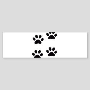 PAWPRINTS™ Sticker (Bumper)