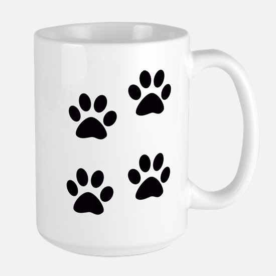 PAWPRINTS™ Large Mug