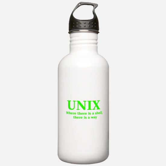 Unix - Where there is a Shell, there is a Way Stai
