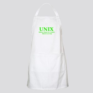 Unix - Where there is a Shell, there is a Way Apro