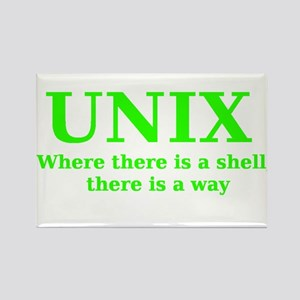 Unix - Where there is a Shell, there is a Way Rect