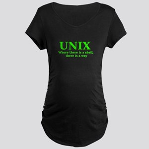 Unix - Where there is a Shell, there is a Way Mate
