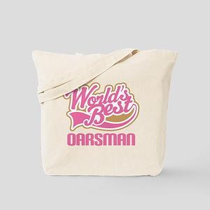 Oarsman (Worlds Best) Tote Bag