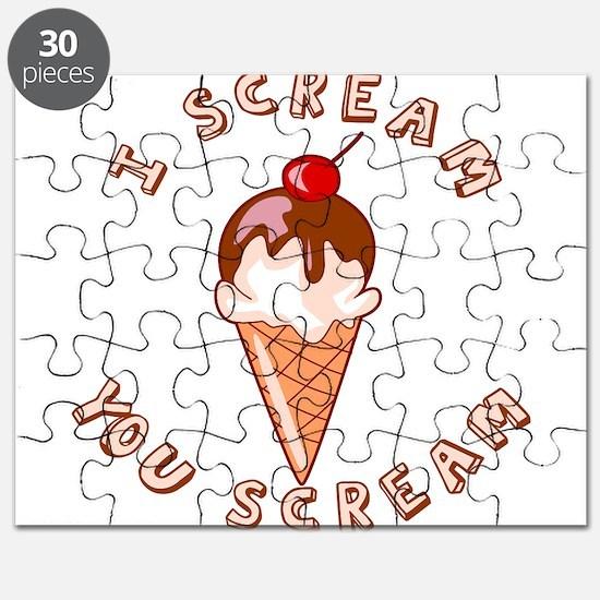 I SCREAM.png Puzzle