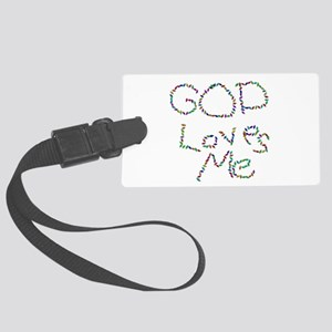 godloves Large Luggage Tag